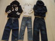 Фирм. джинсы кенгуру толстовки кардиганы 4-7 лет