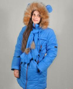 Пальто Ушки 1459