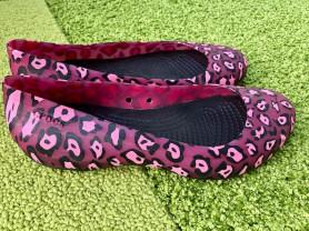 Crocs новые 22 см