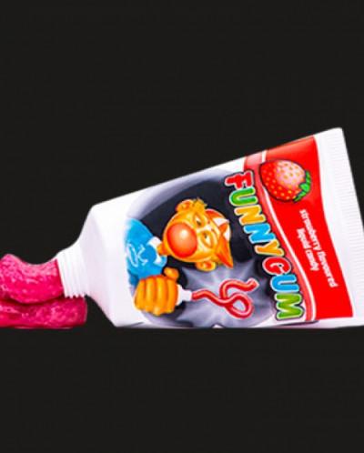Funny Gum Strawberry