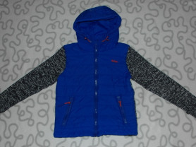 Куртка с капюшоном Lee Cooper, 122 см