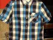 рубашка р 9-10 л