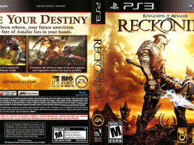 Kingdoms of Amalur Reckoning для PS3
