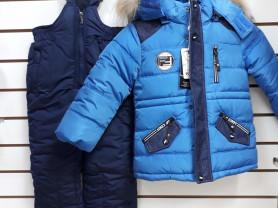 комплекты для мальчишек (зима)