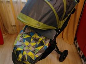 Baby Jogger City Mini GT (прогулочная коляска)