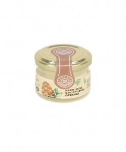 Крем-мед с кедровым орехом 30 мл