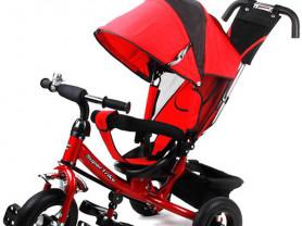 Детский Трёх колесный велосипед super Trake Original Надувные колеса
