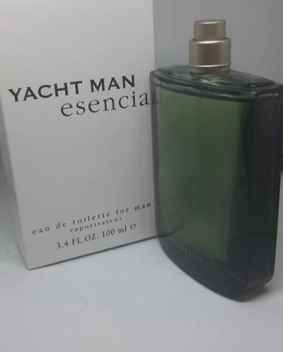 Yacht man esencia туалетная вода 100 мл тестер
