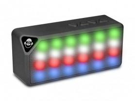 Беспроводная аудиоколонка iDance с цветомузыкой