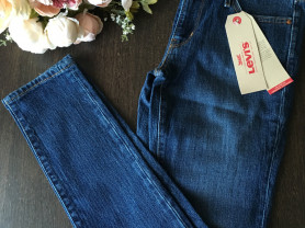 джинсы скинни Levi's