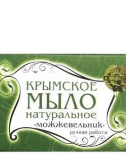 Крымское мыло 50 гр Можжевельник