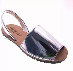 Абаркасы зеркальные кожаные