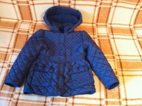 Куртка новая Mothercare