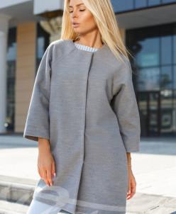 Элегантное пальто реглан Gepur