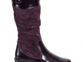 Новые полностью кожаные сапоги по цене туфель мини