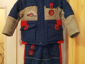 Зимний костюм Kiko 92 размер