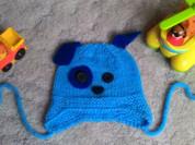 Новая шапка Собачка