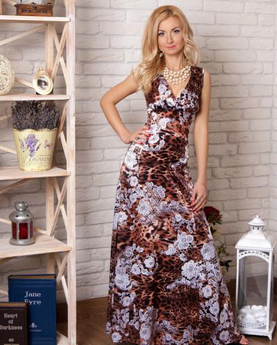 Платье № 854