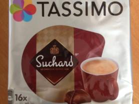 капсулы кофе Tassimo Suchard (какао-шоколад)