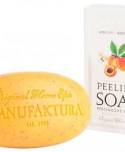 Мыло с миндальным маслом – абрикос
