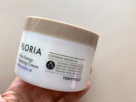 Очищающий крем Tony Moly Floria Nutra-Energy