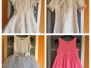 Нарядные платья Lapin House и Маленькая Леди 6-7 л