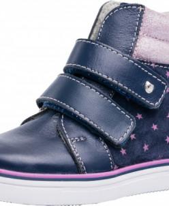 Ботинки Котофей дерби для девочки