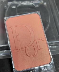 Dior румяна тестеры 556
