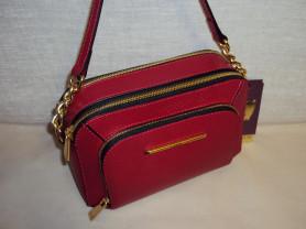 Новая сумочка кроссбоди Gaude из натуральной кожи