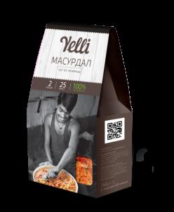 """Коллекция  Yelli 2 порции- Суп из чечевицы """"Масурдал"""""""