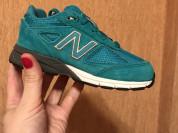 кроссовки nb
