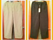 Летние новые легкие брюки mary fine р.48