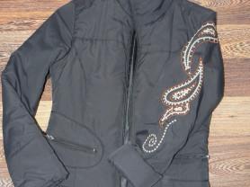 Куртка темно-синяя р.40-42 на синтепоне