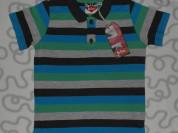 Новая футболка-поло Lee Cooper, 110-116 см