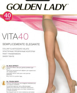 КОЛГОТКИ GOLDEN LADY VITA 40 den