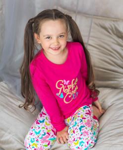 Пижама для девочки Принцесса - 2 расцветки