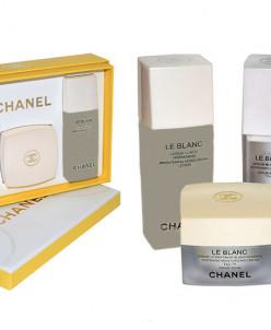 Подарочный набор Chanel 3 в 1 (Выравнивает тон кожи и боретс