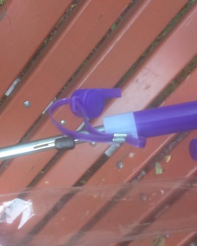 детский зонт LERO со свистком