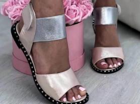 Новые открытые сандалии, 39,5-40 размер
