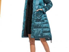 Новое пальто с мехом норки р.50