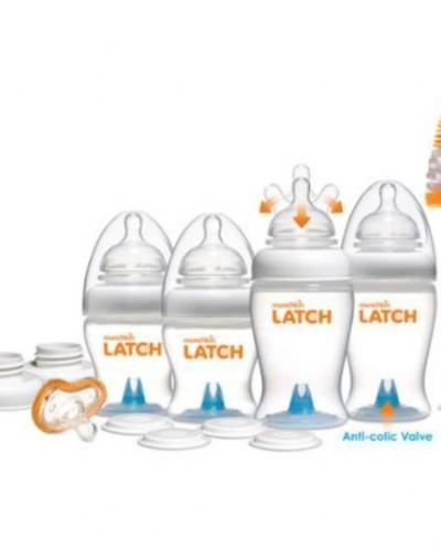 Munchkin Latch 12 Piece Newborn Bottle Gift Set