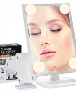 Зеркало для макияжа 2 режима подсветки