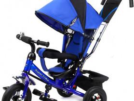 трёх колесный велосипед Traike Надувные колеса
