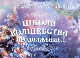 Новогодний праздник в Цирке Танцующих фонтанов