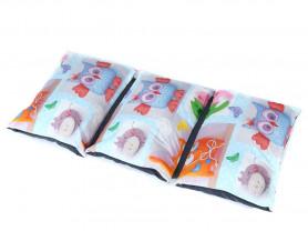 Детский коврик из 3 подушек Fêter