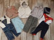 Пакет одежды 62-68 размер