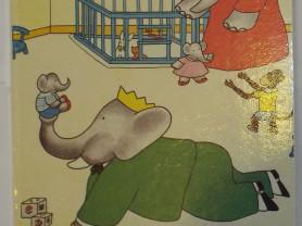Жан и Лоран Де Брюнофф История Бабара 1993