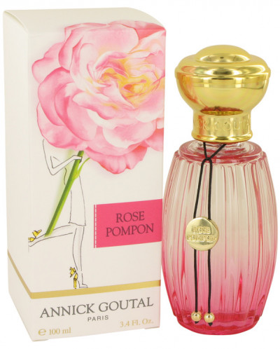 Rose Pompon Perfume by Annick Goutal 100мл