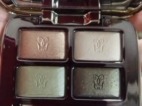 Guerlain ombre тени 4 цветные Герлен