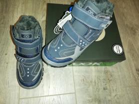 Новые высокие детские ботинки р. 32, переросли...